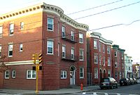 Downtown Chelsea Residential Historic District