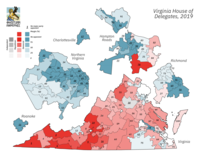 Democrats took control of the General Assembly in the 2019 state elections.