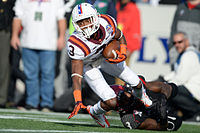 The Virginia Tech Hokies football team has appeared in 33 bowl games, including 27 straight.