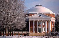 The University of Virginia, a UNESCO World Heritage Site, guarantees full tuition scholarships to all Commonwealth of Virginia students from families earning up to $80,000.