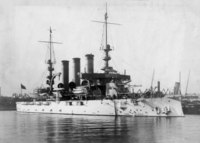 Many Pre-Dreadnought and World War I-era warships were built in Newport News, including the USS Virginia.