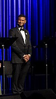 Usher at the Kennedy Center in 2019