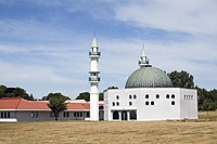 The second oldest mosque in Sweden is the Malmö Mosque
