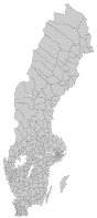 Municipal divisions of Sweden