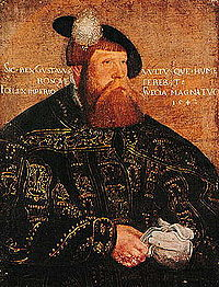 Gustav I liberated Sweden from Christian II of Denmark, ending the Kalmar Union. He established the House of Vasa which ruled Sweden and Poland until the 17th century