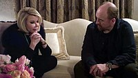 Joan Rivers and C.K. in Louie