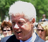 Post-presidency of Bill Clinton
