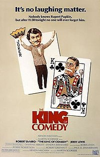 The King of Comedy (film)