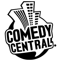 Comedy Central logo used from 2000 to 2010.