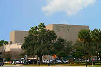 The Straz Center, formerly called Tampa Bay Performing Arts Center (TBPAC)