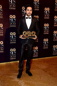 List of awards and nominations received by Ayushmann Khurrana