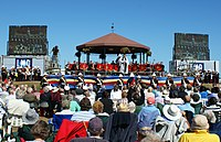 20th Anniversary Concert and Memorial Service at Deal Bandstand, 12th July 2009