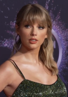Taylor Swift at the 2019 American Music Awards, long after she had abandoned country music.