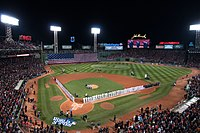 Fenway Park is the oldest professional baseball stadium still in use.