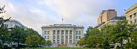 Harvard Medical School, one of the most prestigious medical schools in the world