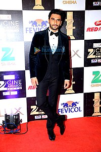List of awards and nominations received by Ranveer Singh
