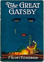 In Europe, Fitzgerald wrote and published The Great Gatsby (1925), now viewed by many as his magnum opus.