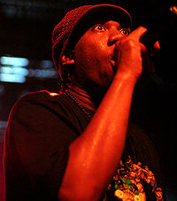 KRS-One and his Boogie Down Productions were key performers in golden age hip hop.