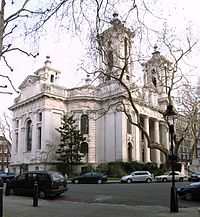 The School often uses St John's, Smith Square as a venue for major musical concerts.