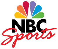 Former logo for NBC Sports, used from 1989 to 2011.