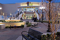 Lynnhaven Mall, opened in 1981, has 1400000 sqft and 180 stores.
