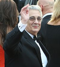 Domingo at the 81st Academy Awards in 2009