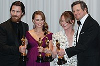 List of actors with Academy Award nominations