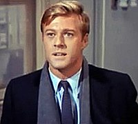 Redford in Barefoot in the Park, 1967