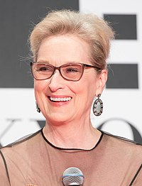 A three-time Oscar winner, Meryl Streep holds the record for the most nominations in the acting categories, with a total of 21.