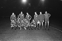 Liverpool face Petrolul in the first round of the 1966–67 European Cup.