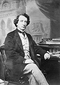 Sir John A. Macdonald, the first Prime Minister of Canada