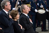 State Funeral for George H.W. Bush in December 2018