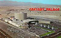 Caesars Palace in 1970, where Sinatra performed from 1967 to 1970 and 1973 onwards