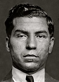 Mobster Lucky Luciano