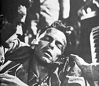 Sinatra as Maggio in From Here to Eternity (1953)
