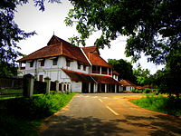 British Residency in Kollam, a two-storeyed Palace built by Col. John Munro between 1811 and 1819, with a blend of European-Indian-Tuscan architectural styles