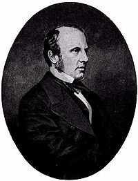 Charles Canning, the Governor-General of India during the rebellion.