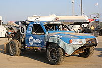 Scott Taylor's Crandon winning Pro 2 truck