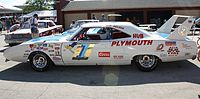 Norm Nelson's USAC Stock Car