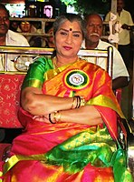 Annapoorna (actress)