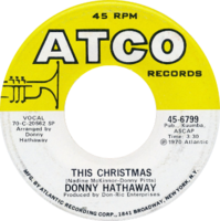 This Christmas (Donny Hathaway song)