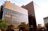 Pakistan International Airlines' regional office, located in Lahore