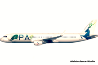 In 2018, Pakistan's national animal Markhor was chosen to be introduced as the brand identity on aircraft tail. However, later the Supreme Court of Pakistan took suo motu action and barred PIA from using the Markhor as brand identity, only one Airbus A320 was painted in the livery.