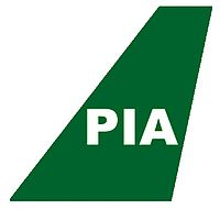 PIA's 1980s legacy tail, which became an identity for the airline