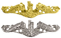 Submarine Officer and Enlisted