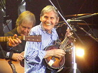 The Levon Helm Band performing at Austin City Limits Music Festival 2009