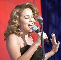 """According to the RIAA, Mariah Carey is the third-best-selling female artist in the United States, with 63.5 million certified albums. With the release of """"Touch My Body"""" (2008), Carey gained her 18th number-one single in the United States, more than any other solo artist."""