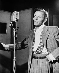 Sinatra in 1947, at the Liederkranz Hall. He is one of the best-selling music artists of all time, having sold more than 150 million records worldwide.