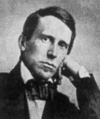 19th-century song composer Stephen Foster