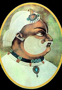 """Suraj Mal was ruler of Bharatpur, some contemporary historians described him as """"the Plato of the Jat people"""" and by a modern writer as the """"Jat Odysseus"""", because of his political sagacity, steady intellect and clear vision.<ref>R.C.Majumdar, H.C.Raychaudhury, Kalikaranjan Datta: An Advanced History of India, fourth edition, 1978, {{ISBN